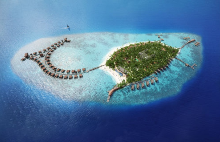Открытие The St. Regis Maldives Vommuli Resort