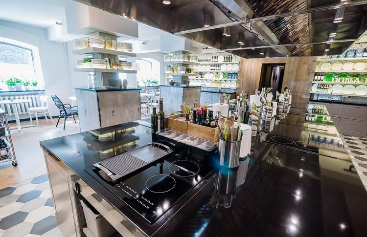 Кулинарная студия «Донна Маргарита» наконец распахнет свои двери!