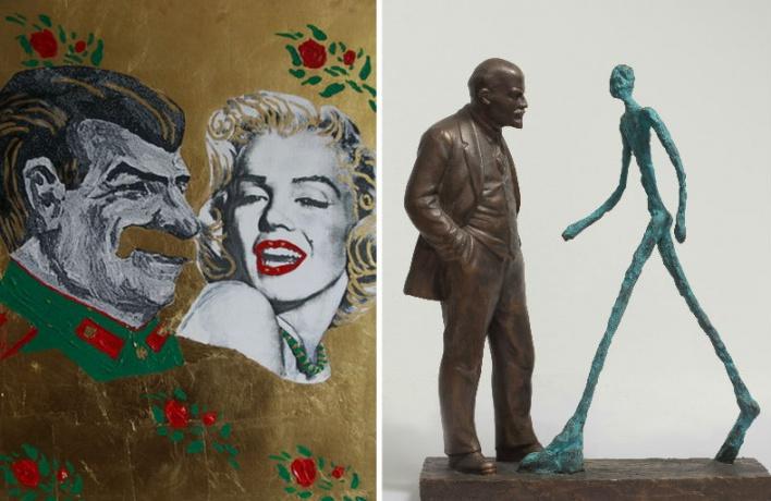 Рафаэль, Мерилин Монро и Сталин, а также Гойя  - 5 главных выставок осени в Москве
