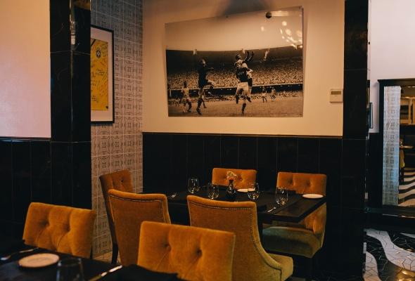 Босса Нова ресторан - Фото №0