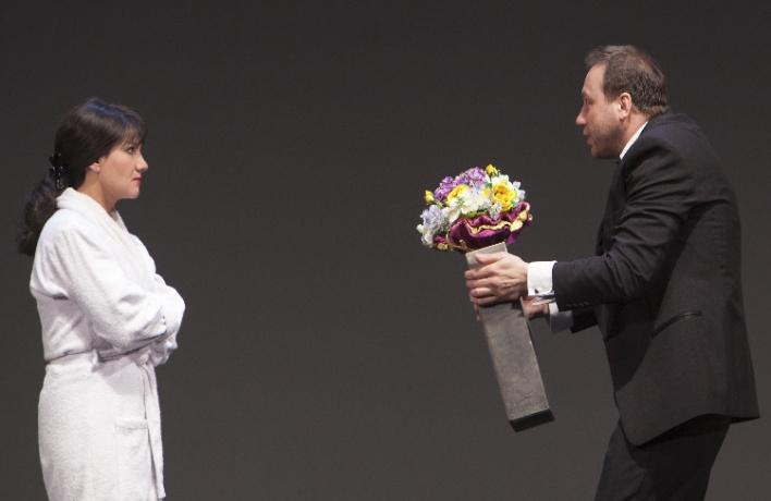 29 октября на сцене Театра «Русская песня» Театр Антона Чехова раскроет секрет, как сберечь любовь