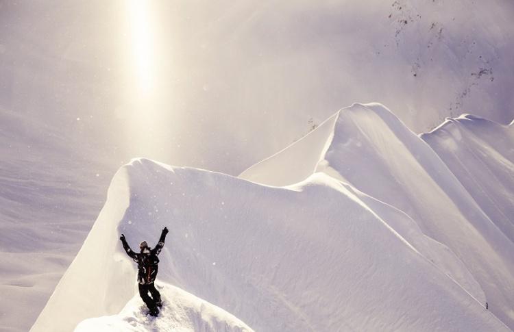 Москвичи увидят первый снег в сентябре