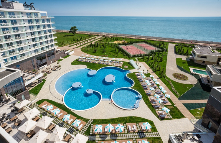 Radisson Blu Paradise Resort and SPA, Sochi в очередной раз стал лауреатом престижной премии World Travel Awards 2016