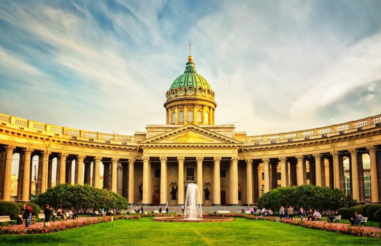 Петербург вновь получил высокую награду в области туризма