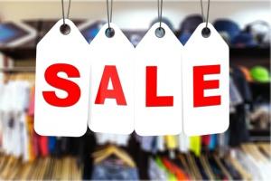 Финальные распродажи в 26 московских магазинах