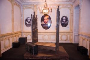 «Шекспир/тайна/400» теперь в Галерее на Солянке