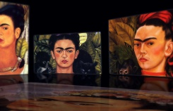 Выставка «Фрида Кало — Ожившие полотна»