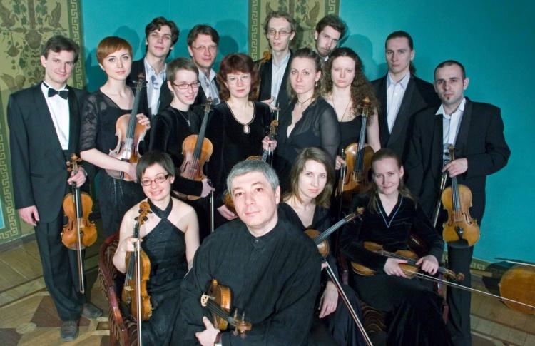 Концерт камерного оркестра «Дивертисмент»