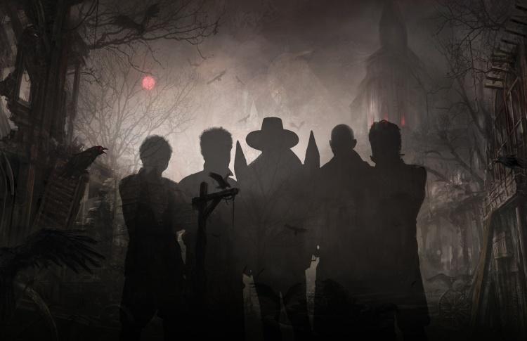 Презентация альбома «Люди-невидимки» группы «Крематорий»