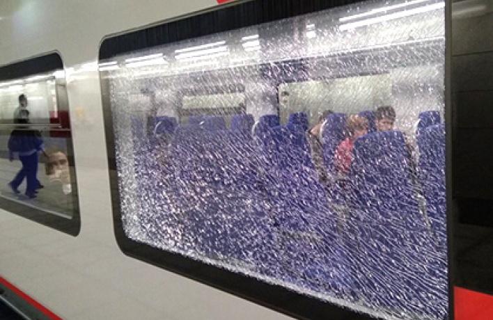 Московские вандалы протестировали МЦК