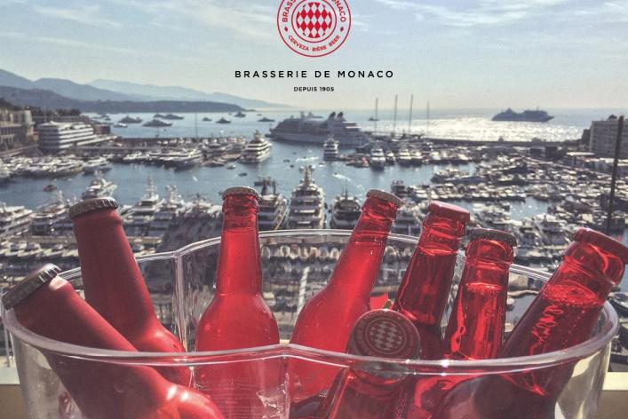 Монакская Пивоварня BRASSERIE DE MONACO представила в России пиво класса люкс