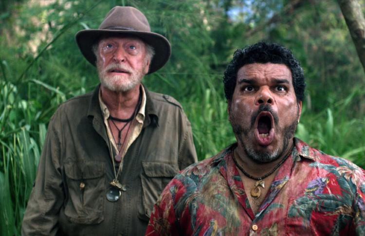 Фильмы о приключениях в джунглях
