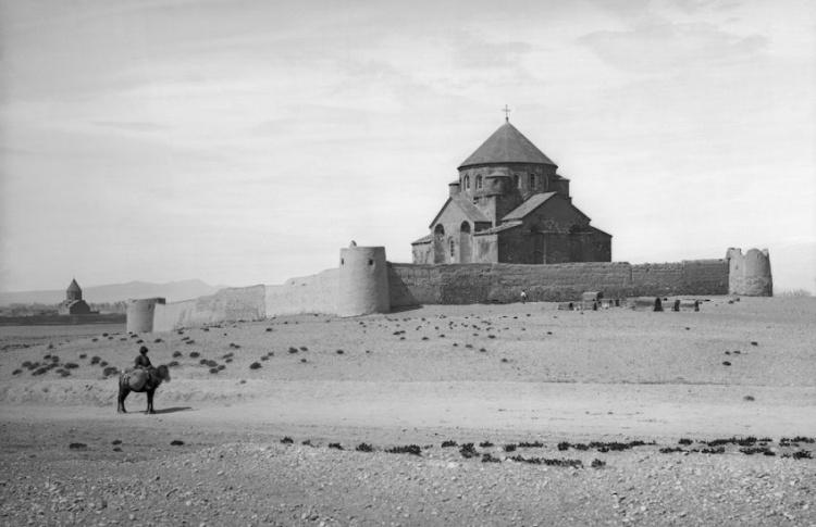 Выставка «Армения по Мандельштаму. Фотографии Армении начала ХХ века»