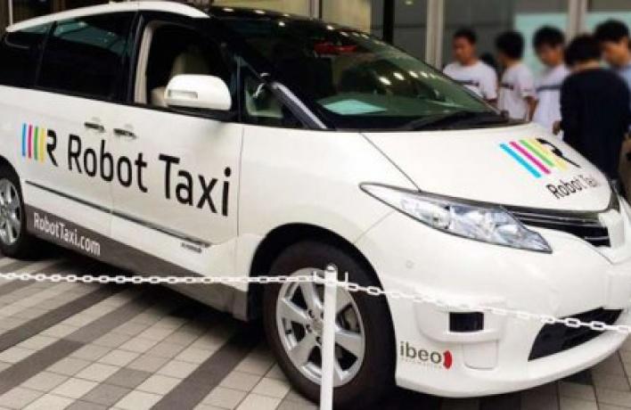 В столице может появиться беспилотное такси от«КамАЗа»