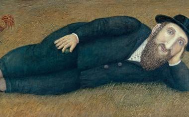 Выставка Владимира Любарова