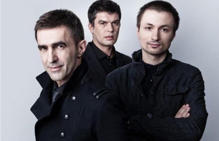 Вячеслав Бутусов и группа «Ю-Питер»
