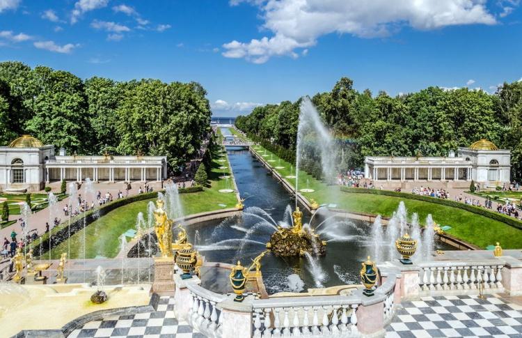 Петергоф вновь стал самым посещаемым музеем России
