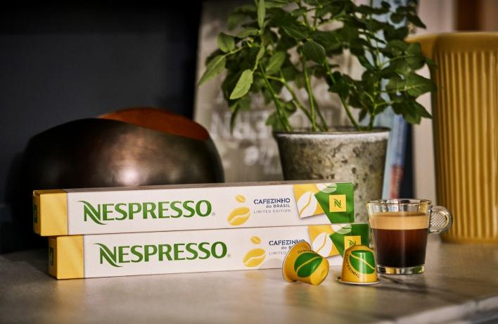 Новый бленд Cafezinho Do Brasil от Nespresso:  вкус и аромат из самого сердца Бразилии