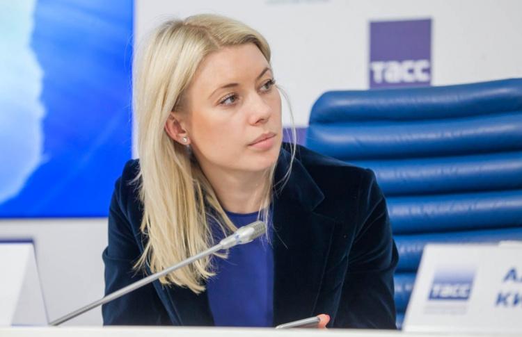 Новый директор Парка Горького: кто она?