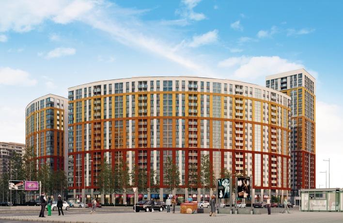 Где в Петербурге появится первый дизайнерский дом?