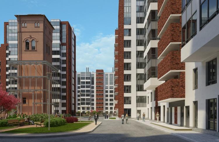 «Он же памятник!» В каких новых жилых комплексах можно обнаружить старинные архитектурные сооружения