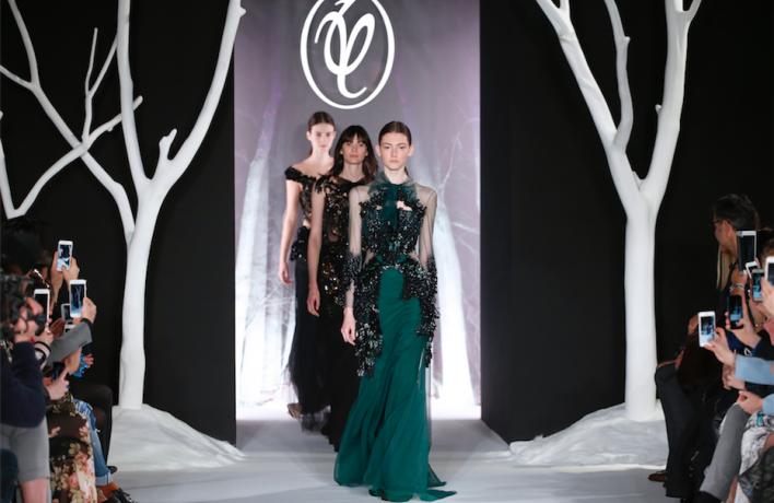 Новые и известные имена на Неделе моды в Москве