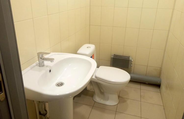 На 15 станциях МЦК появились бесплатные туалеты