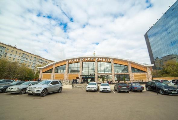 Усачевский рынок - Фото №2