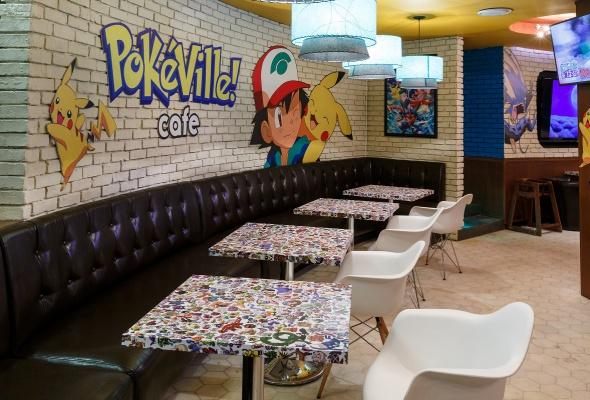 Pokeville Сafé - Фото №0