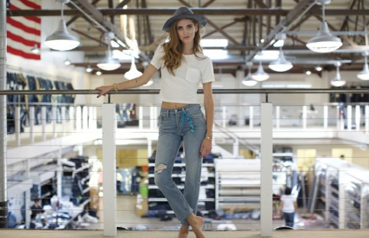 В Москву привезут всего 100 пар джинсов из коллекции Levi's x Кьяры Ферраньи