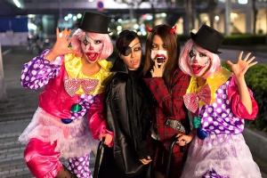 Вечеринка Halloween by Miloslavsky в самую жуткую ночь года
