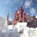 Выпавший снег для Москвы – норма, а холода – нет