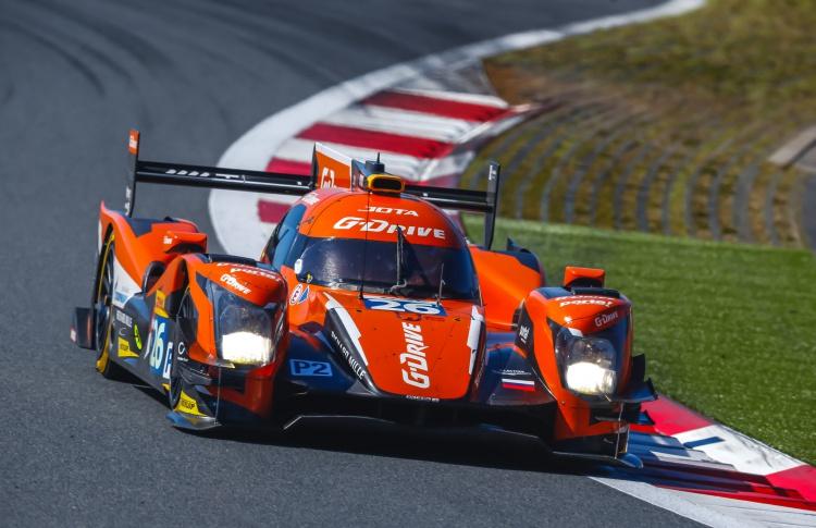 Победа G-Drive Racing