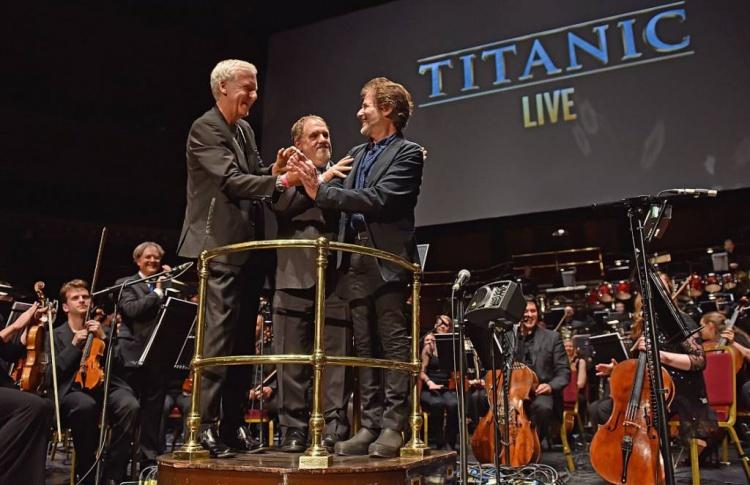 «Титаник Live». Симфонический киноконцерт с оркестром и хором
