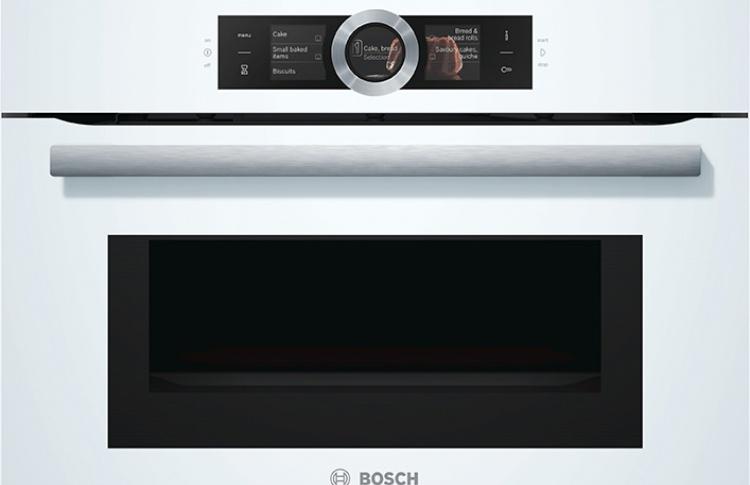 Bosch представляет линейку приборов Serie   8