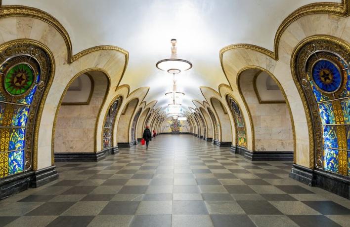 4 ноября в метро будут раздавать подарки