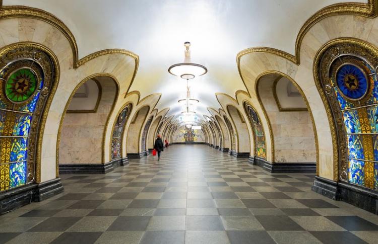 Дарили ли вам подарки в метро?