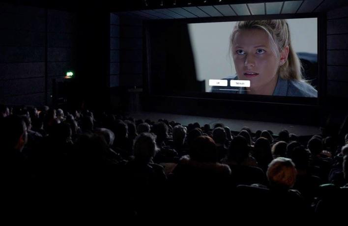 Интерактивный фильм, в котором зрители выбирают финал