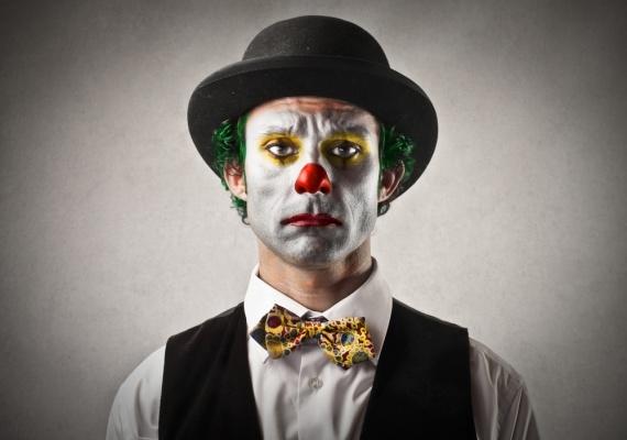 Цирк, да и только