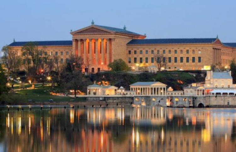 Лекция Гейл Хэррити «От классического к современному: мастер-план Фрэнка Гэри для Филадельфийского художественного музея»
