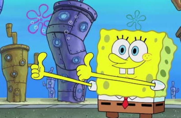 Поздравь Nickelodeon с Днем рождения