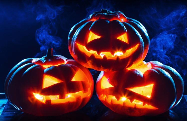 Halloween в московских ресторанах