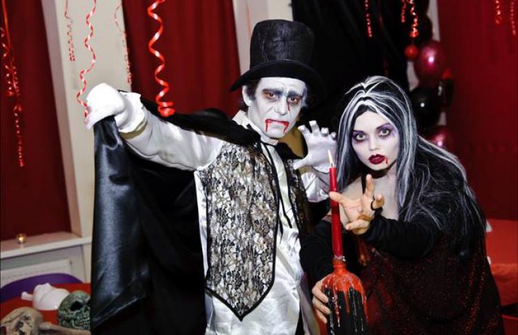 Сладость или гадость? Где отпраздновать Хэллоуин с детьми