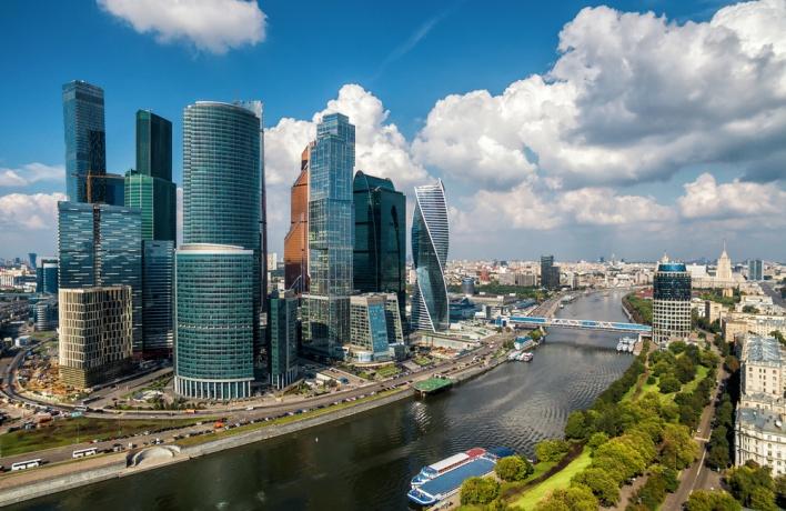 Москва вошла в топ-10 городов мира