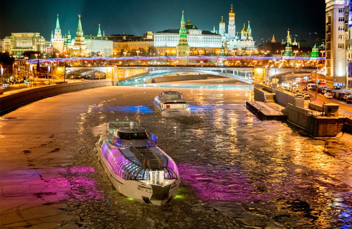 Москва – лучший город Зимы!