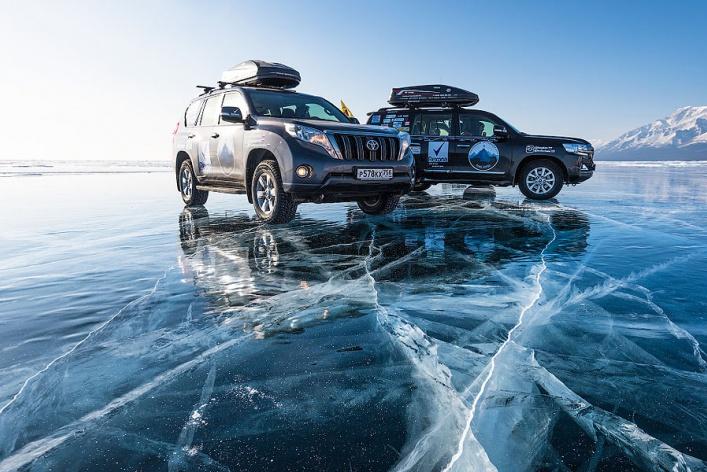 Land Cruiser's Land: кульминация сезона грандиозных проектов Toyota