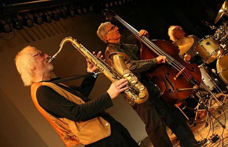 Jones Jones Trio