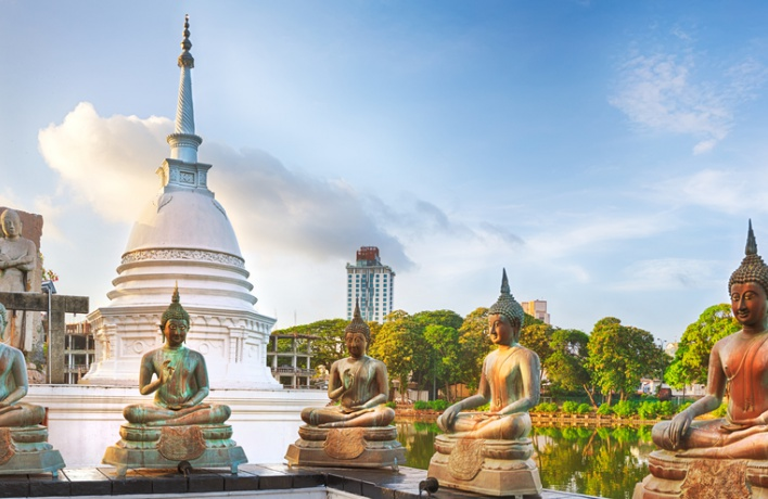 В Москве строят первый буддийский храм