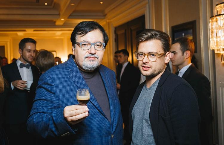 Nespresso на Десертном балу в рамках Московского гастрономического фестиваля