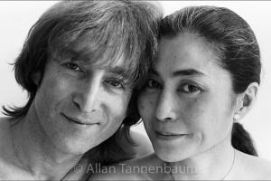 Выставка Аллана Танненбаума «John and Yoko: a New York love story»